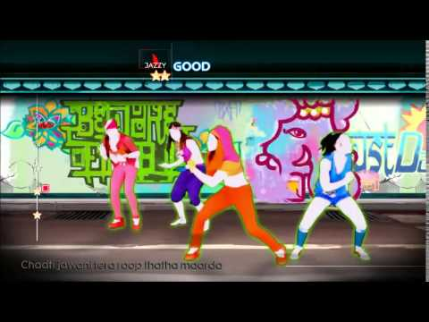 Just Dance 4 Beware of the Boys