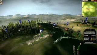 Shogun 2 Total War Fall Of The Samurai Multiplayer  #1 Gameplay Ita PC -Fino All