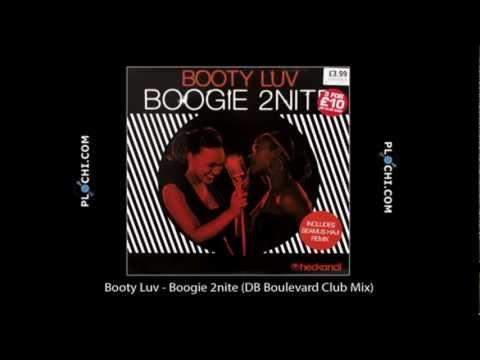 Booty Luv - Boogie 2nite (DB Boulevard Club Mix)