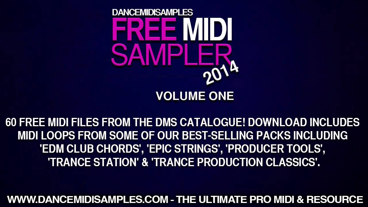 60 free midi files from the dms catalogue! Youtube.
