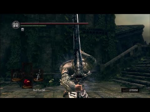 Best Greatsword Build Dark Souls