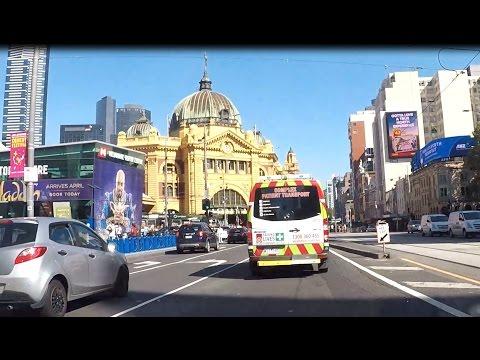 Melbourne City Drive 14 -4- 2017