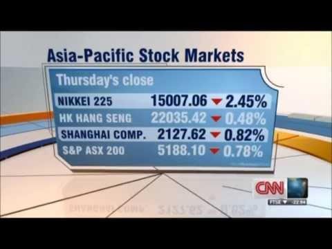 "CNN International ""World Business Today"" theme"