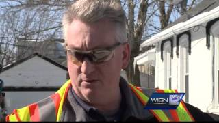 Racine brings out equipment is hasn't used since 2009 to thaw pipes
