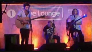 Biffy Clyro - The Captain (acoustic) - Live Lounge - 2010 BBC Radio1 Big Weekend