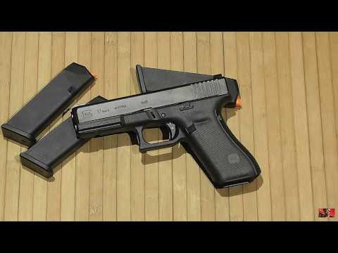 Глок 17 поколение 5 (Glock 17 gen 5)