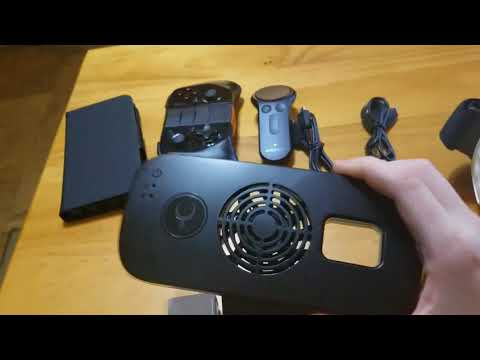 Gear vr accessories overview
