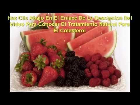 dieta para bajar el colesterol acido urico y trigliceridos