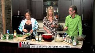 Bbq Steak Pesto Garlic Marinade - Made With Love - Cfjc Midday - Easy Real Whole Food Fast