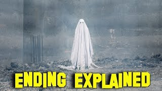 A Ghost Story (2017) ENDING EXPLAINED