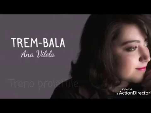 Trem-bala Anna Vilela con traduzione italiano