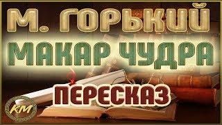 Макар ЧУДРА. Максим Горький