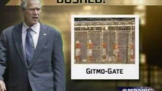 Bushed at Gitmo Again