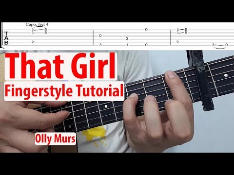 how to play olly murs on guitar