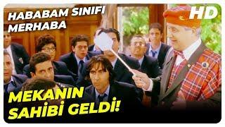 Güdük Necmi Hababam Sınıfına Giriş Yaptı  Hababam Sınıfı Merhaba Türk Komedi Filmi