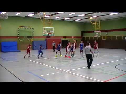 ivan vernon highlights PT.2 FIBA GERMANY
