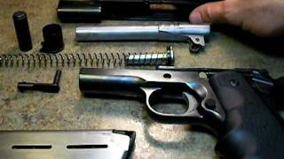Springfield 1911 Assembly. Quick and Easy.