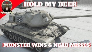 Скачать World Of Tanks Blitz Mastery Disastery M46 Patton Chi Ri T34 2