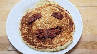 IKEA Breakfast Hack Pancakes And Bacon DIY