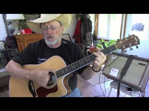 1307 -  Dallas -  Alan Jackson cover with guitar chords and lyrics in the description