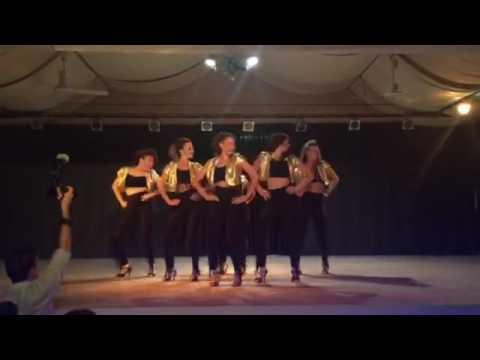 "Havana Fusion - Lady Fusion by Simona Murri in ""Conga Beat"" Show al Salsedine"