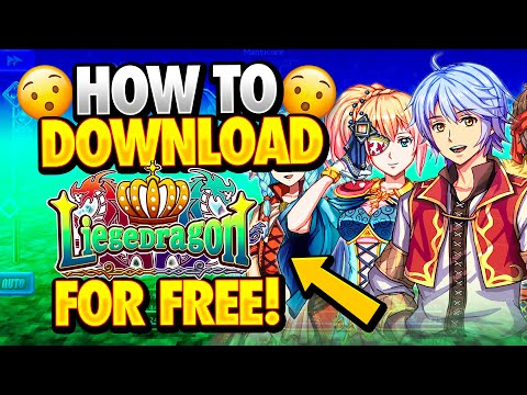RPG Liege Dragon Download - How To Download RPG Liege Dragon For Free - Android & IOS
