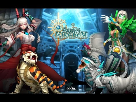 Видеообзор Aura Kingdom.   Ч. 1