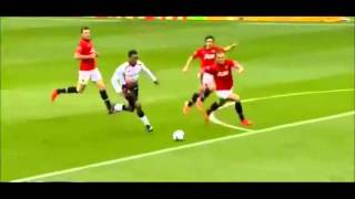 Sturridge dive - vidic red card - man utd 0-3 liverpool