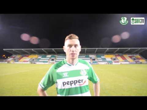 Patrick Cregg post FAI Cup win v Longford 22-08-14