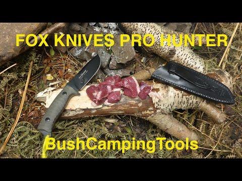 FOX KNIVES FX131 Pro Hunter Review