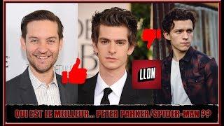 QELM #2 - QUI EST LE MEILLEUR... PETER PARKER/SPIDER-MAN ??