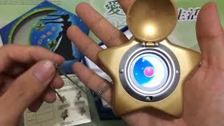 美少女战士(美少女戦士セーラームーン)月光传说(ムーンライト伝説)八音盒(Sailor Moon Princess melody/Digital Star Locket/Musical Box)