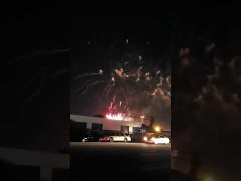 Stockton 99 Fireworks 2019