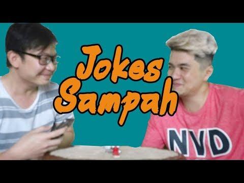 Jokes Receh #1 - GARING ABIS (CRINGE ALERT)