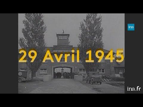Dachau: de 1933 à 1945, l'horreur du premier camp de concentration nazi   Franceinfo INA