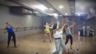 رقص تمرين مع ميرامار نادي الحكمة جديدة