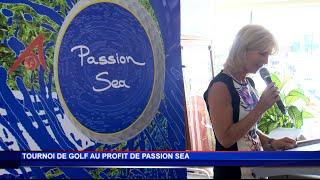 Passion Sea se met au golf