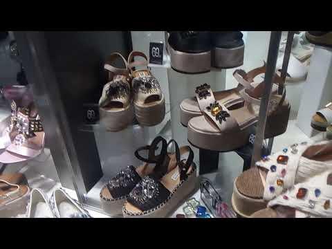 Модная обувь в Италии Лето 2019 Не разрешили снимать видео