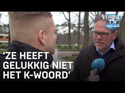 De Jong verlaat De Graafschap voor vrouw   DENNIS - VERONICA INSIDE