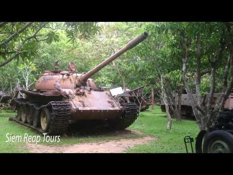 War Museum | Cambodia war museum
