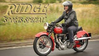 OldtimerbazaR ~ Rudge Sports Special - opowiada Piotr Kawałek Video