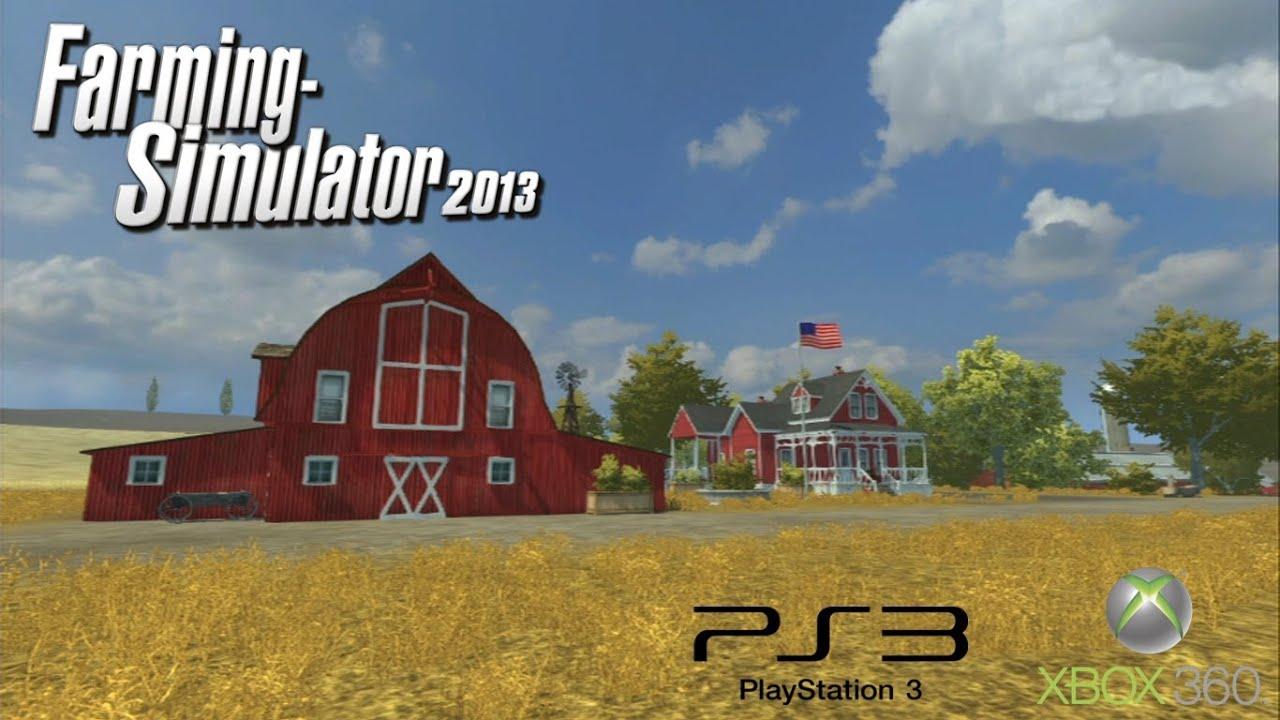 Map Usa Farming Simulator 2013%0A Farming Simulator      Console Version   Map Overview  Westbridge Hills