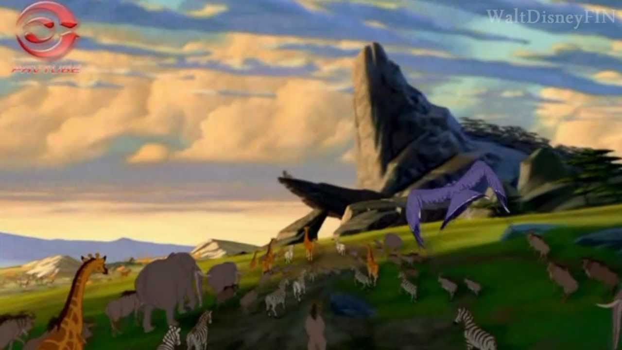 The Lion King Diamond Edition Dvd Blu Ray 2011 Trailer Finnish Hd Youtube