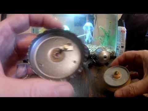 Vintage Zebco 202 Maintenance