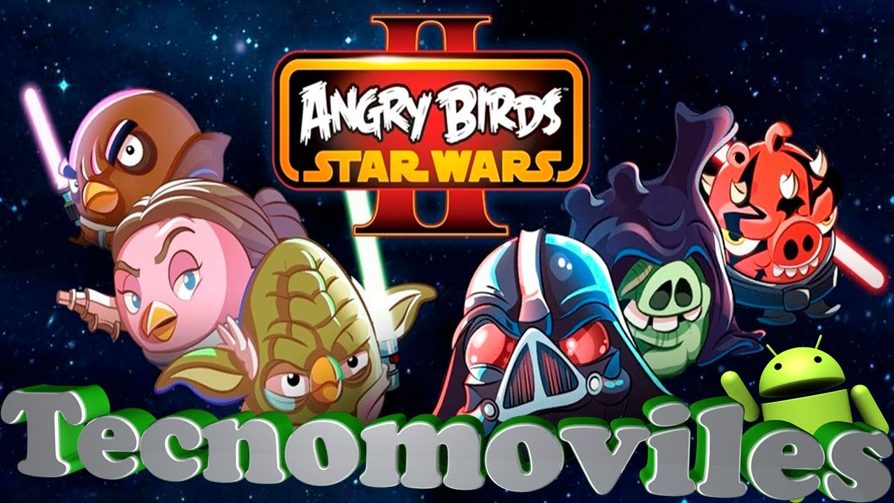 Angry Birds: Star Wars II - FULL Game Walkthrough (ALL ...