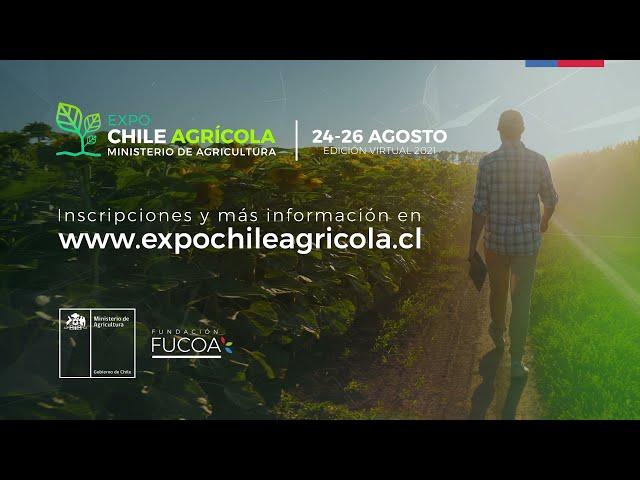 SPOT EXPO CHILE AGRÍCOLA 2021