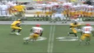 Arthur Lockett Football Highlights 2010 - Yates High School c/o 2013