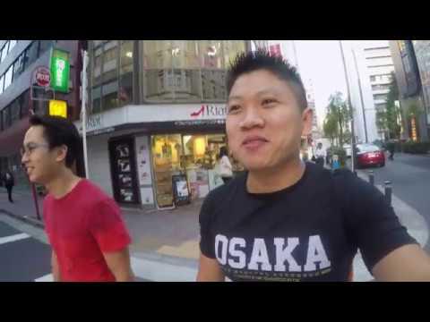 Japan Travel Vlog : Business Trip and Day 1 [Narita and Tokyo]