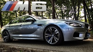 BMW M6 2017 Gran Coupe Competition Package Review (English Subtitles)