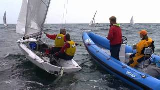 Sailing Aarhus - The 2010 SAP 5O5 World Championship